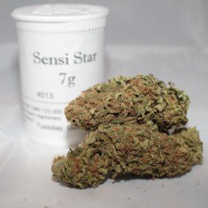 Sensi Star Strain Effects