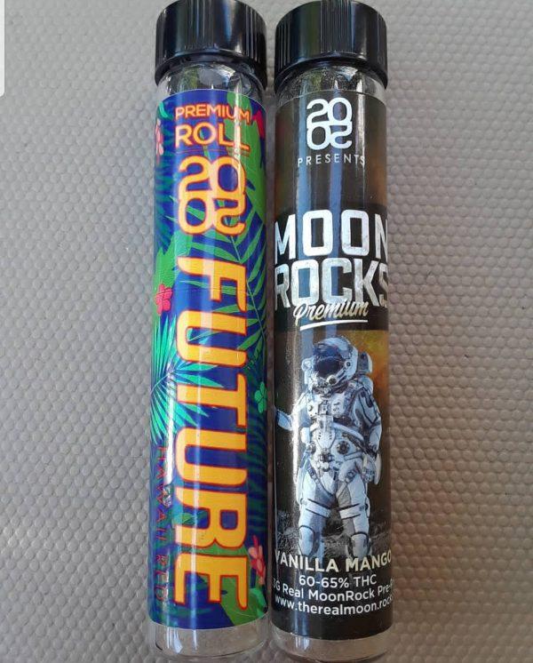 Moon Rocks Pre-Roll Blunt