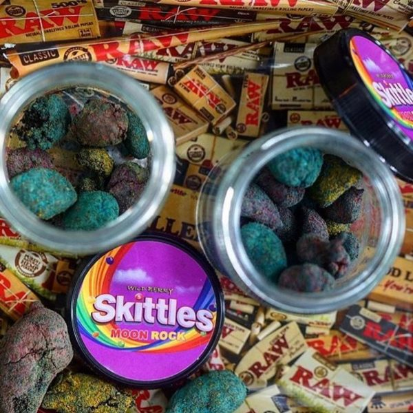 wild berry skittles moonrock