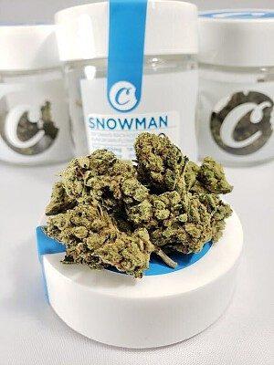 snowman og strain