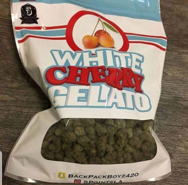 white cherry gelato strain