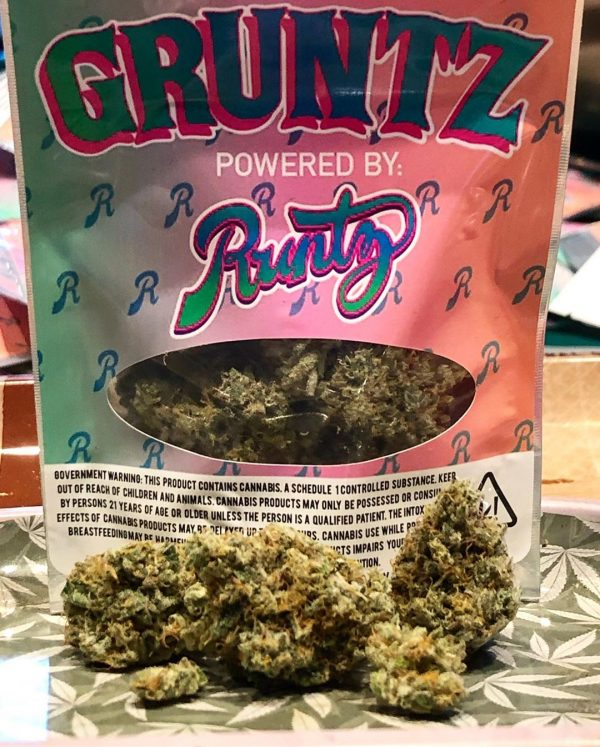 gruntz strain, gruntz strain genetics
