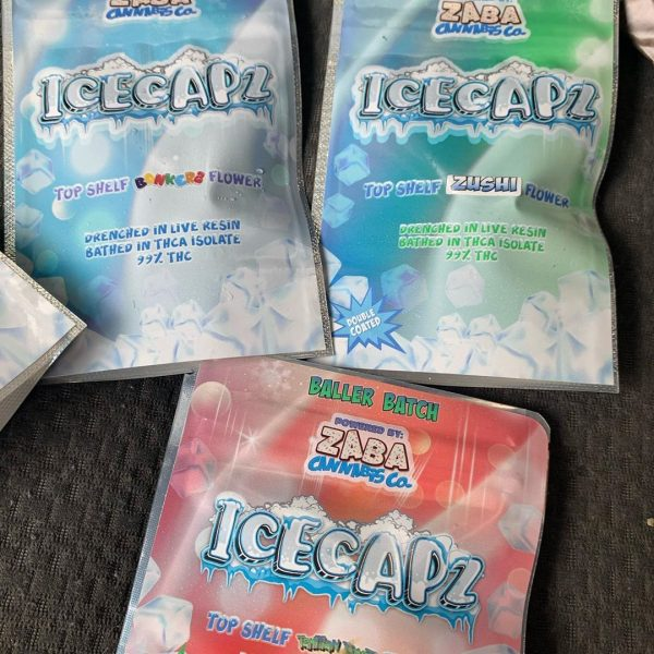 ice cap strain, ice capz